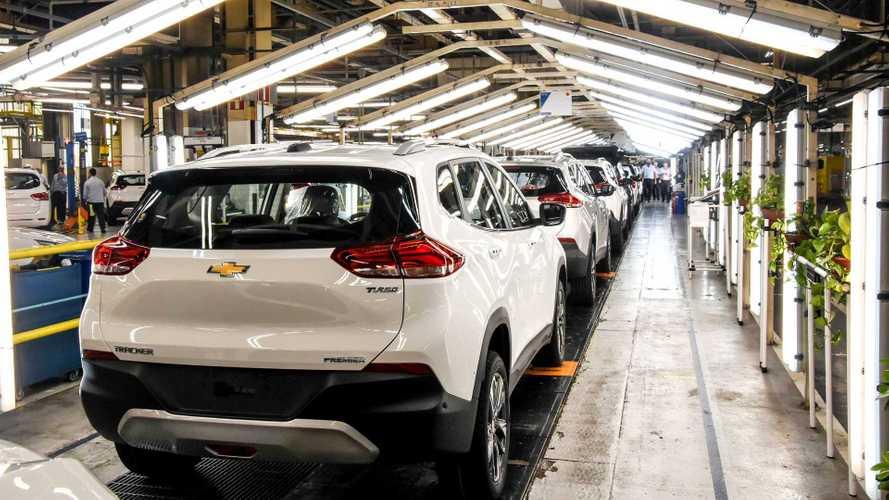 Chevrolet Tracker PCD continua com vendas suspensas em agosto