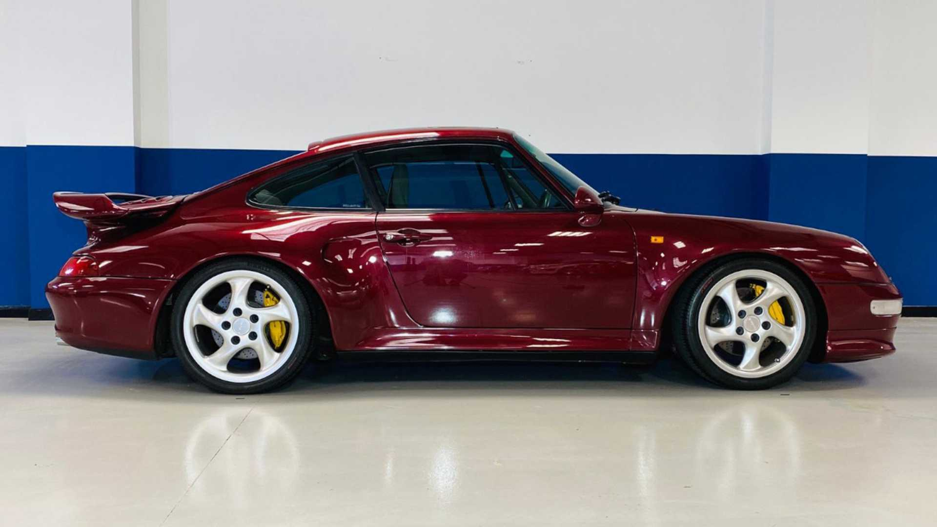 Famous Collection Of 35 Rare Porsches Are To Go Under The Hammer