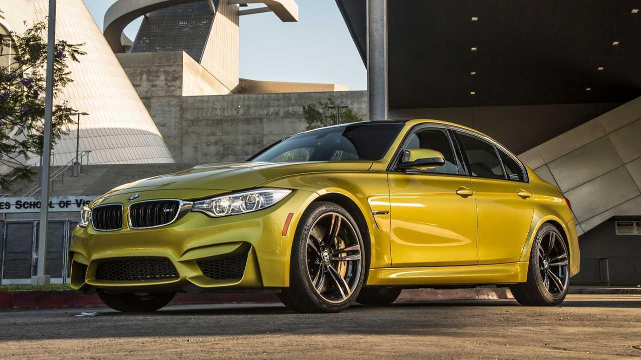 BMW M3 F30 & M4 F82/F83