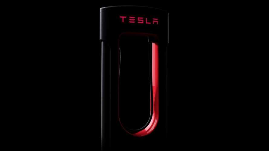 Musk Announces Retro-Inspired Supercharger With Drive-In Movies, Diner