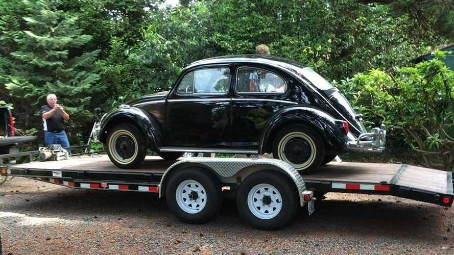 Is this Volkswagen Beetle really worth $1 million?