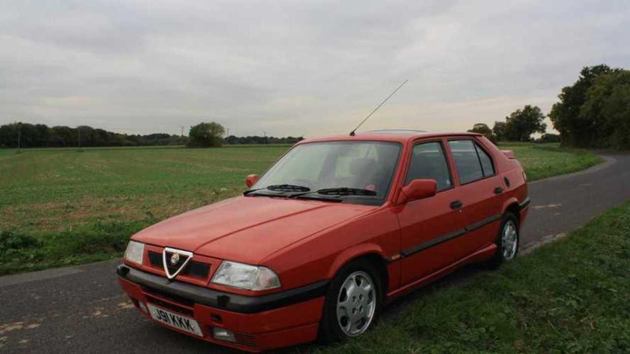 Alfa Romeo 33 S 16v P4 For Sale The Forgotten Hot Hatch