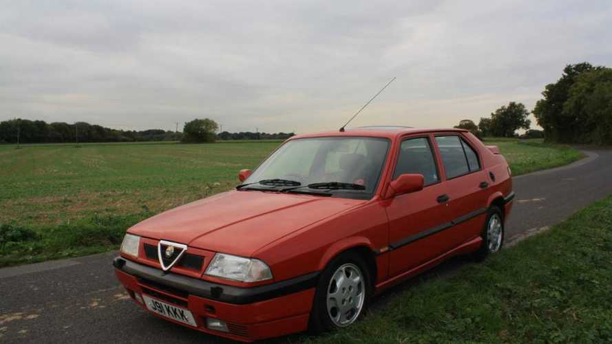 Alfa Romeo 33 S 16v P4 for sale: The forgotten hot hatch