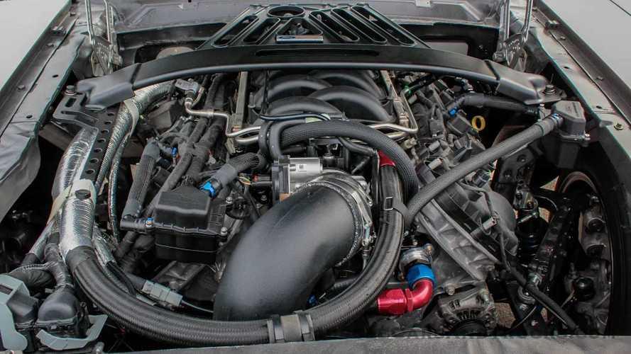Custom 1965 Ford Mustang Autocross Racer