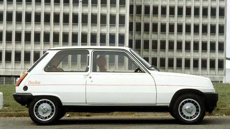 Renault 5 Alpine Turbo (1982-1984)