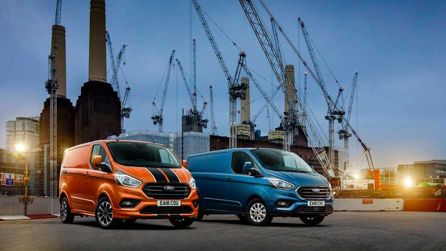 Van market outperforms new car sector again in September