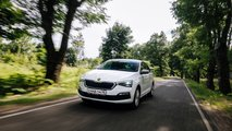 new skoda rapid first test drive