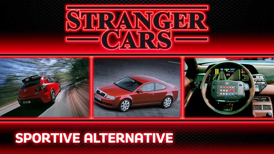 Stranger Cars, Mazda, Skoda in salsa sportiva e una Lancia futuristica