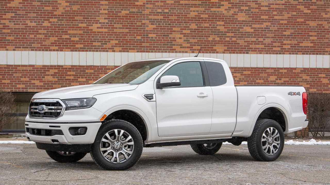 Ford Ranger: 41.9 Percent