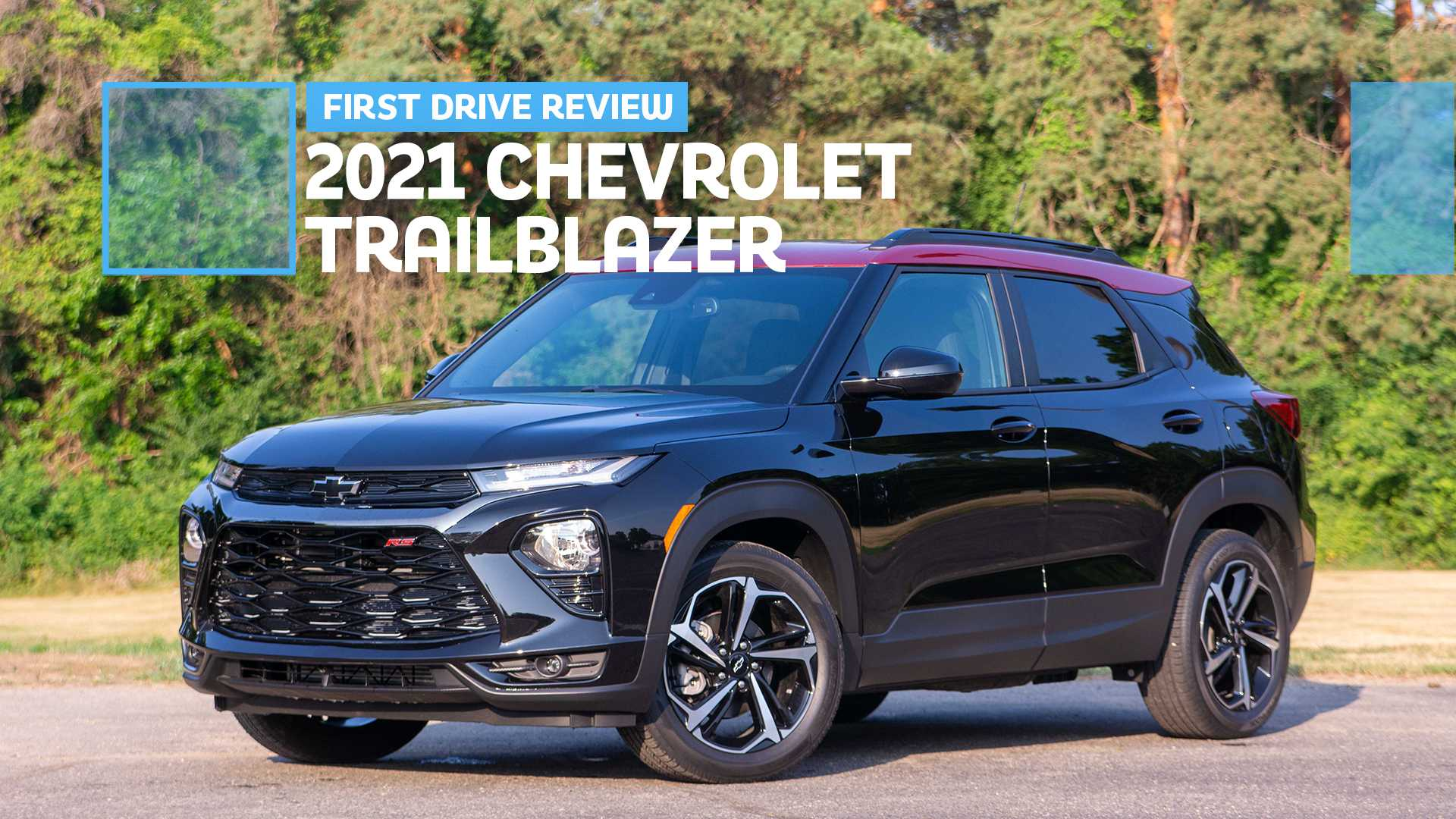 2021 The Chevy Blazer Picture