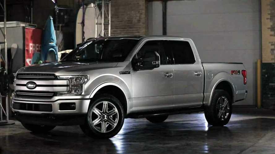 Ford выпустит электрический пикап