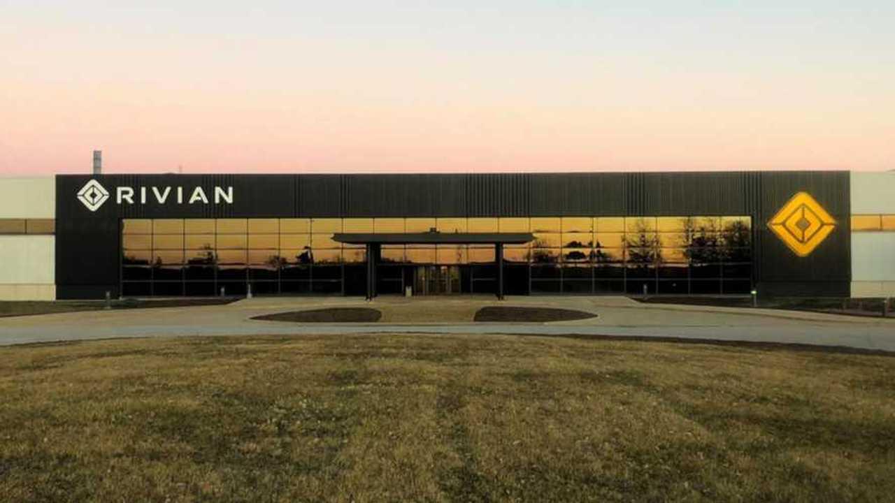 Rivian показал фотографию своего завода