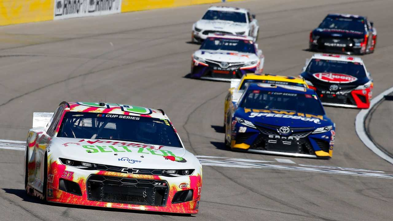 NASCAR Motorsport.tv Channel
