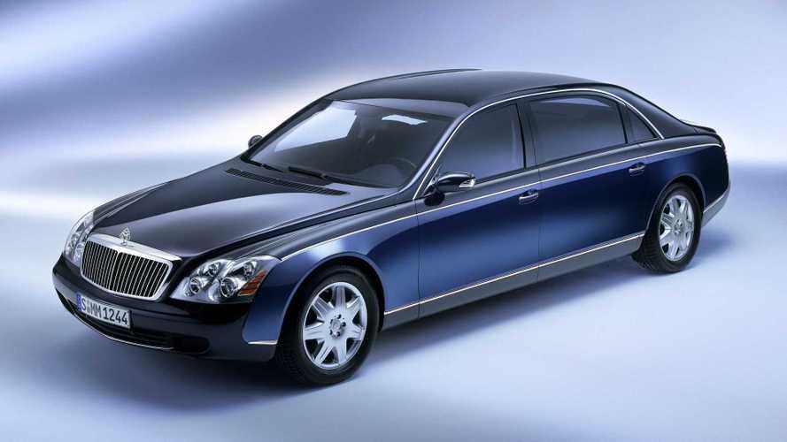 Владелец «Майбаха» отсудил у Mercedes-Benz почти 750 тысяч евро