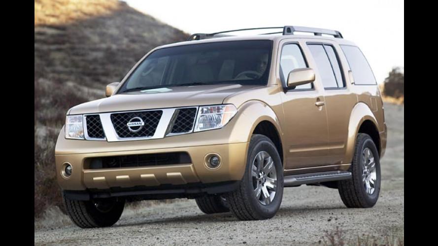 Nissan Pathfinder in Detroit
