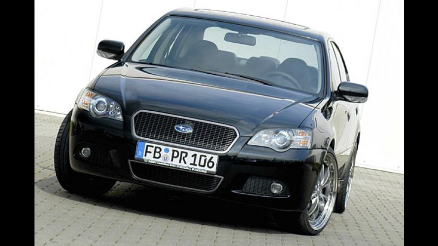 Subaru Legacy 3.0R spec.B: Als Studie noch schöner