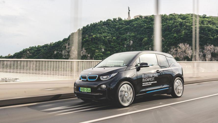 Magyarországon is megvalósul a BMW Group közreműködésével kifejlesztett NEXT-E projekt