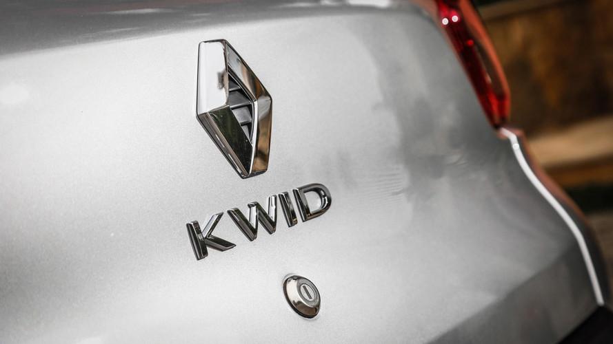 """Sucesso do Kwid coloca Renault nas """"4 grandes"""""""