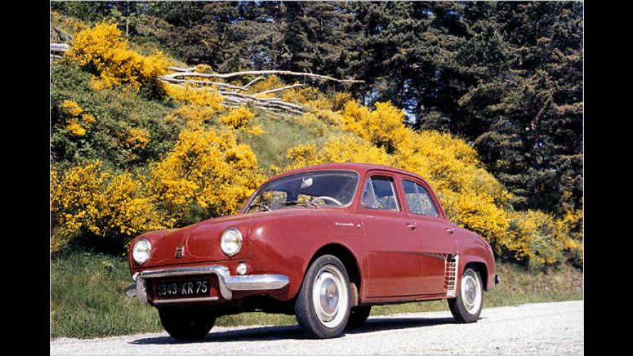 50 Jahre Renault Dauphine: Ein Auto für die ganze Welt
