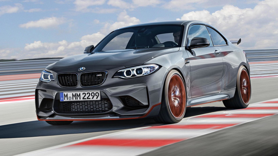 BMW CSL Badge Trademarked For M1 Through M8