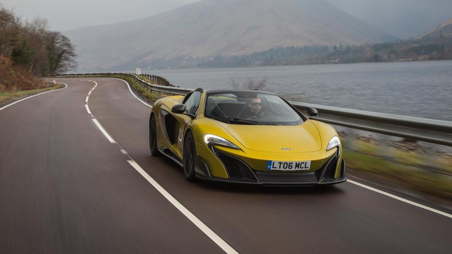 Los 10 coches preferidos por los futbolistas británicos