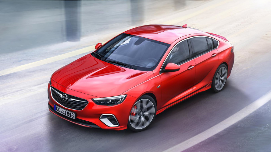 Opel'in GSi arması Insignia ile geri dönüyor