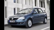 Dacia Logan mit Facelift