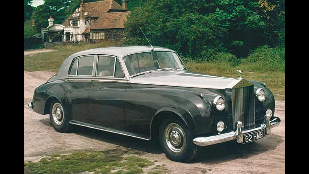 Rolls-Royce Silver Cloud I, II und III, 1955-1966