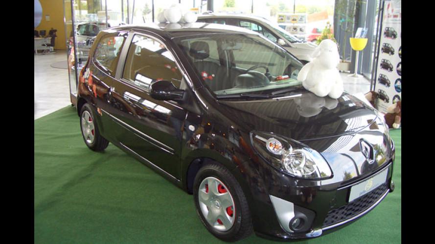Ein scha(r)fer Twingo: Renault-Sondermodell Sheepworld