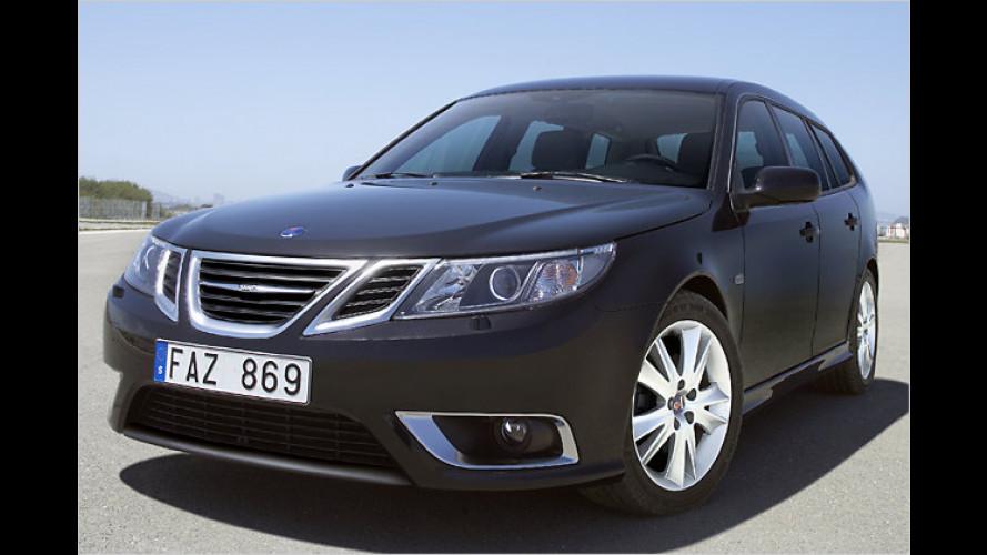 Marktstart für Allradantrieb im Saab 9-3 ist im Frühjahr 2008