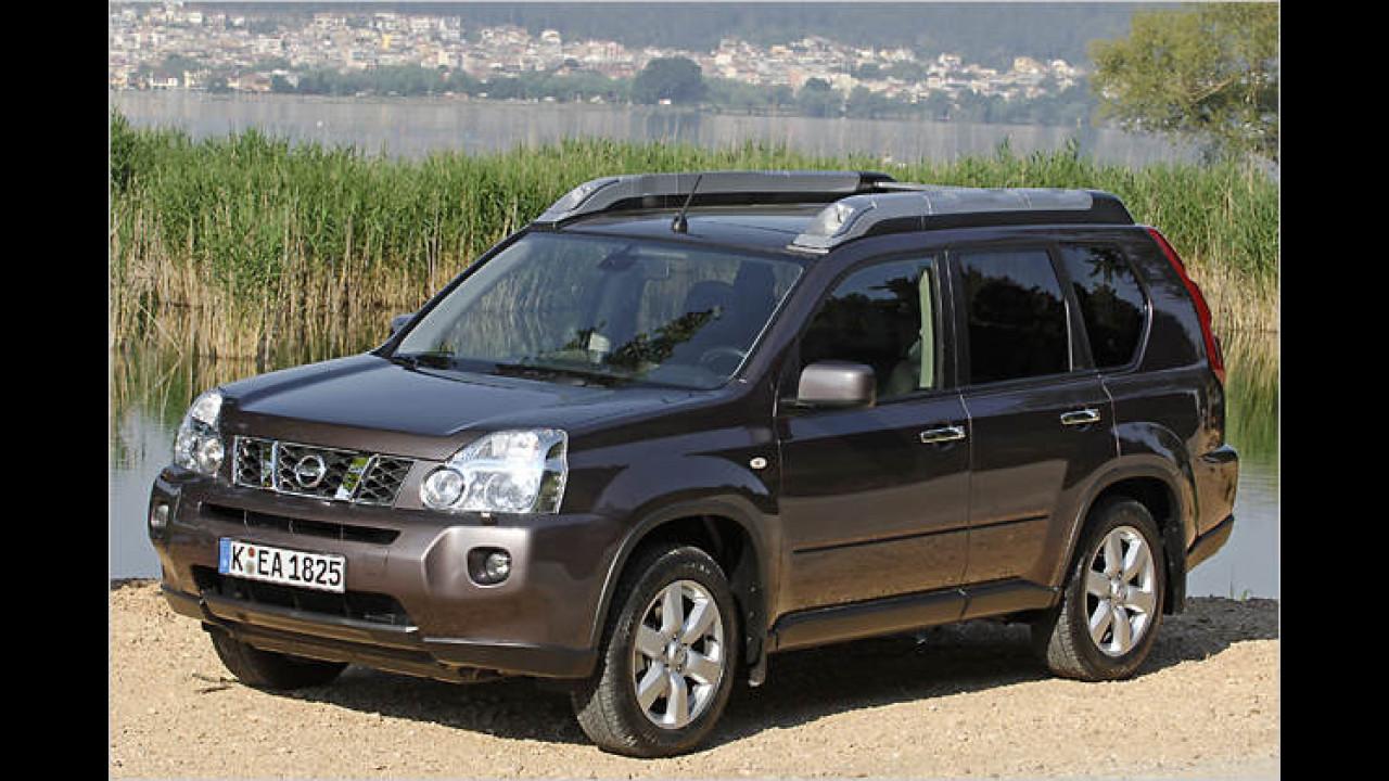 Nissan X-Trail 2.0 dCi 4x4 DPF