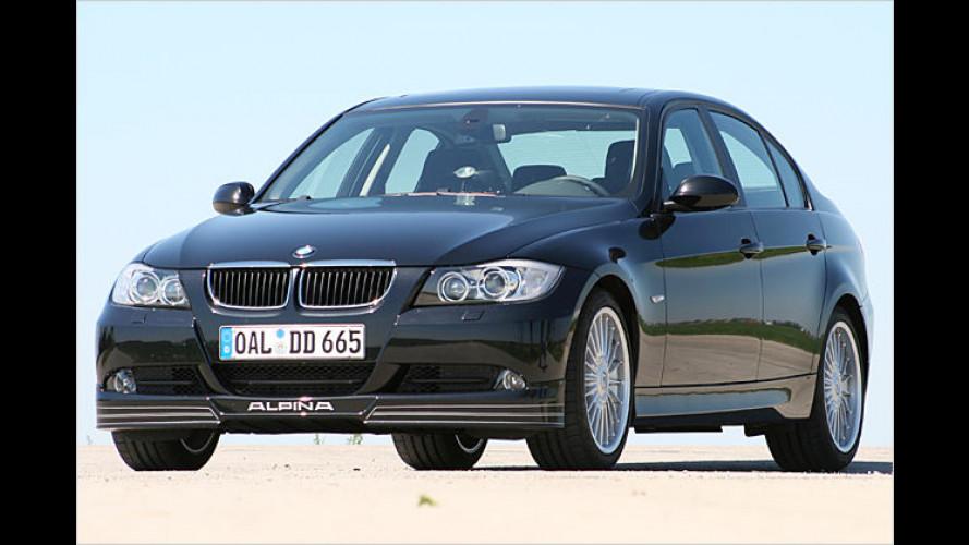BMW Alpina D3 im Test: Spar, Spaß und Sport im Diesel?