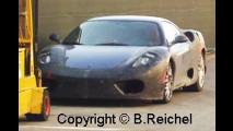 Erwischt: Ferrari-Erlkönig