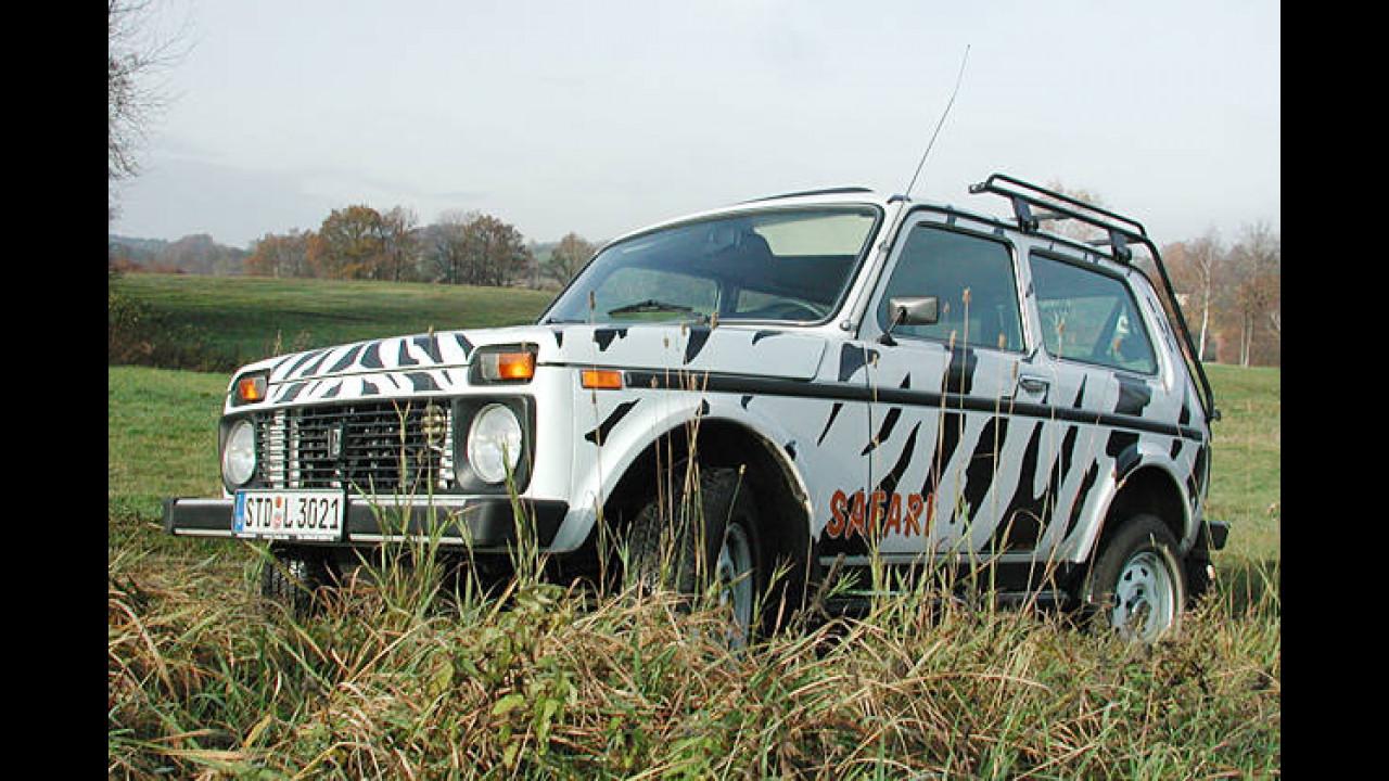 Lada 4x4 1.7i LPG Kult (Autogas)
