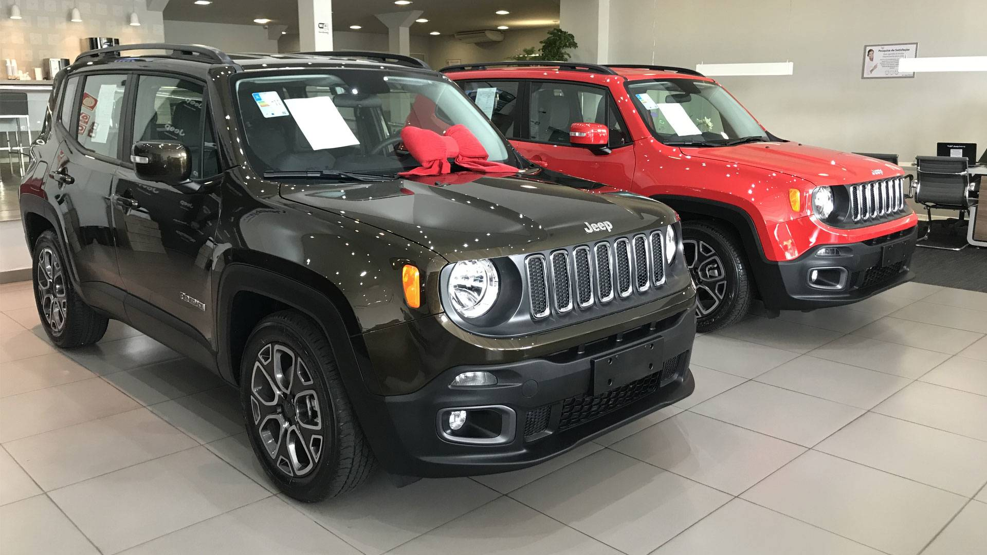 Jeep Renegade Tem Porta Malas Ampliado Para 320 Litros