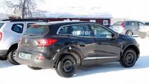 Mystery Renault Test Mule Spy Shots