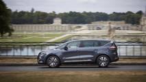 Renault Espace 2018: con el motor del Alpine A110