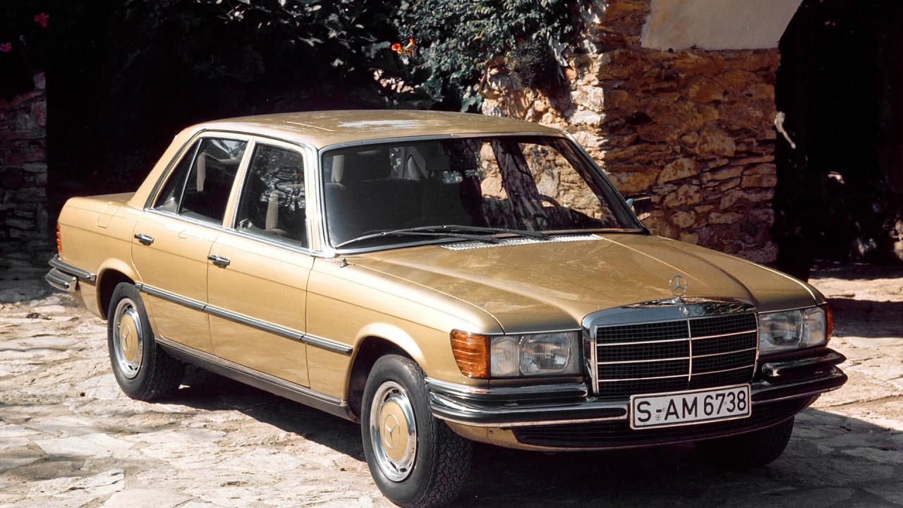 Mercedes S-Klasse (W 116)