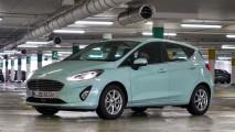 Kleinwagen mit Automatik