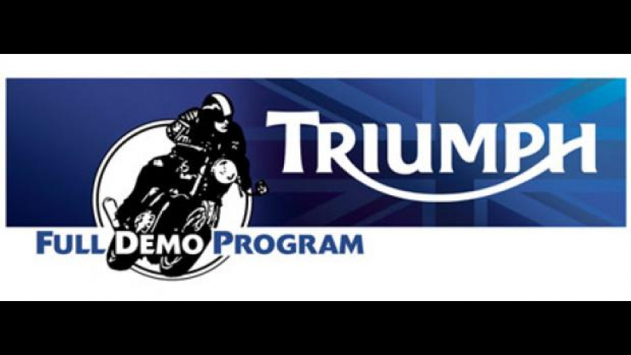 "Triumph ""Full Demo Program"" 2010"