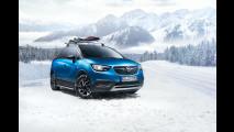 Opel Crossland X, la lista di accessori si allunga