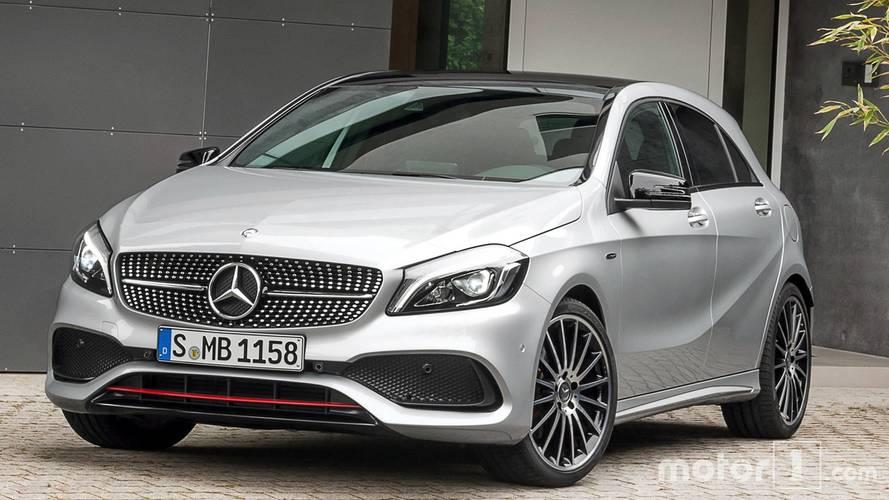 Nouvelle Mercedes Classe A face à l'ancienne