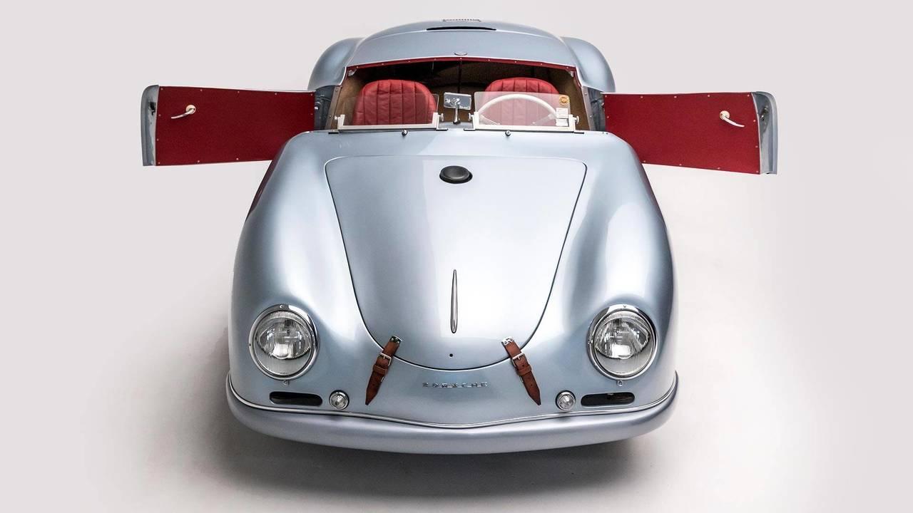 1951 Porsche 356 Roadster By Sauter