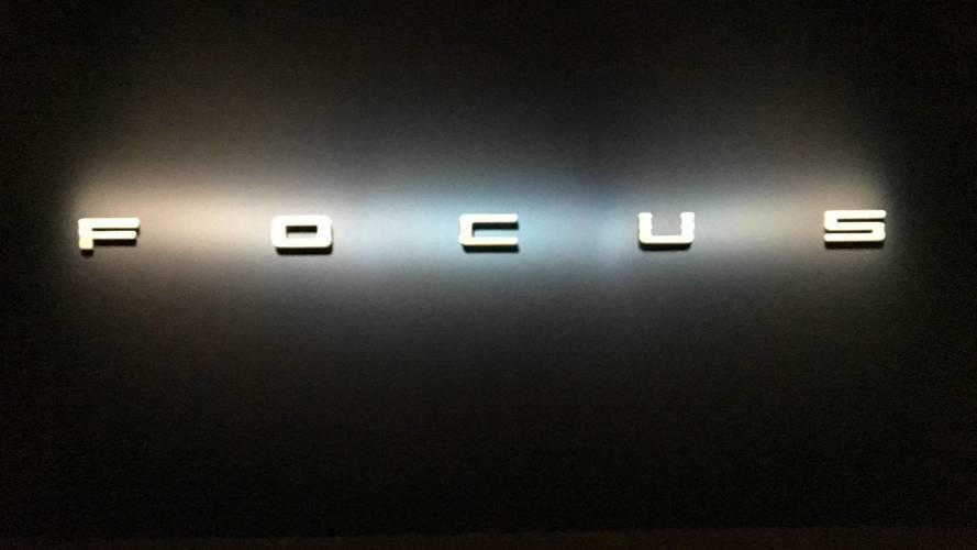 2019 Ford Focus teaser images