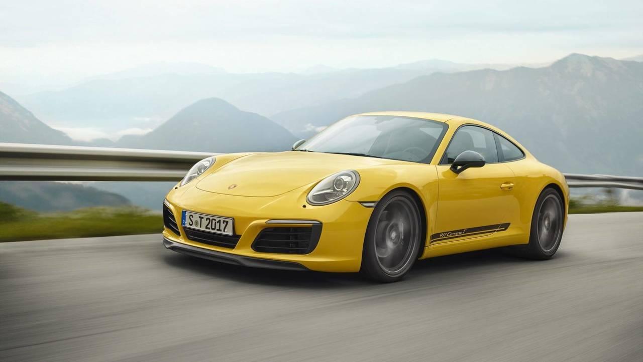 Porsche 911 contra...