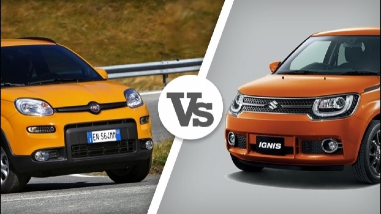 [Copertina] - Suzuki Ignis, meglio della Panda 4x4?