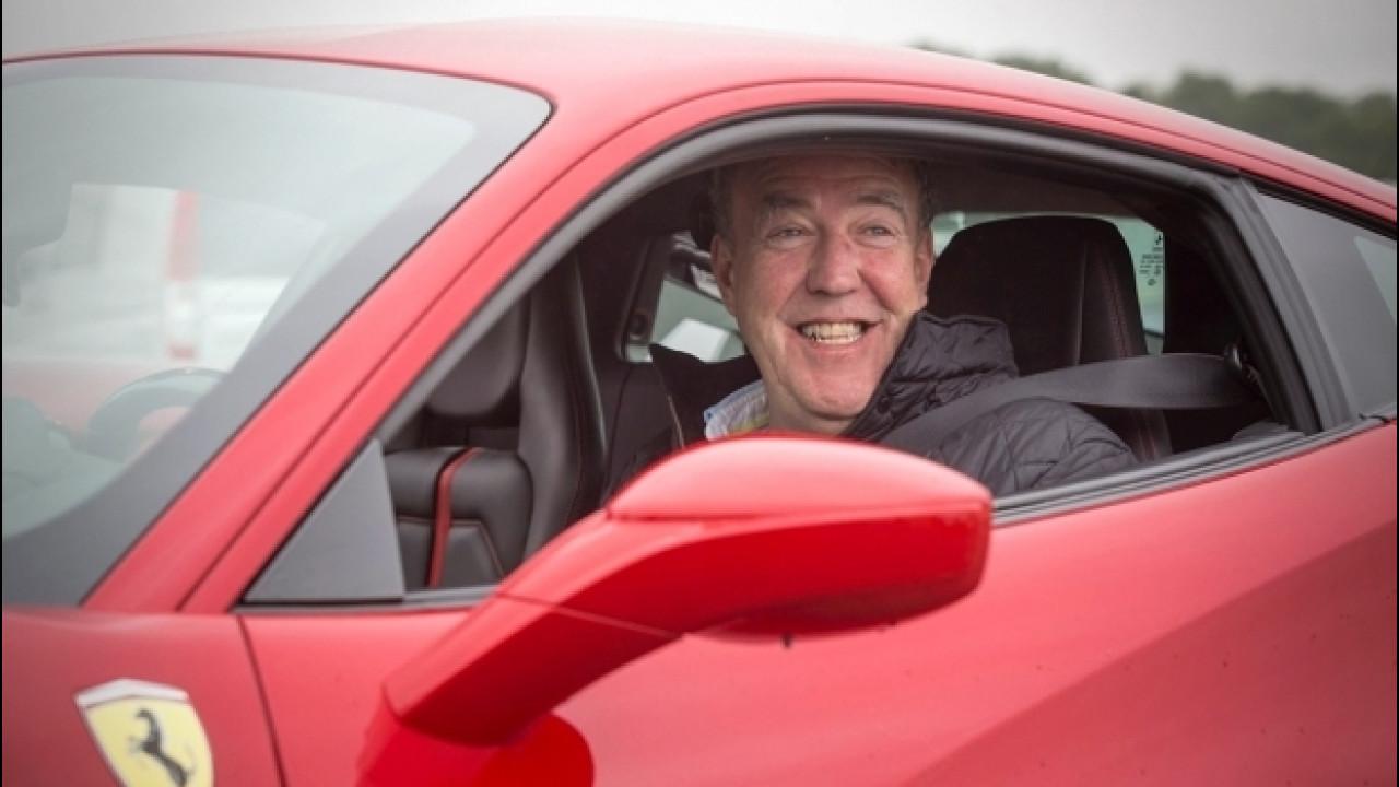 [Copertina] - Jeremy Clarkson, tre italiane nella sua Top10