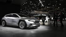 Subaru al Salone di Ginevra 2018