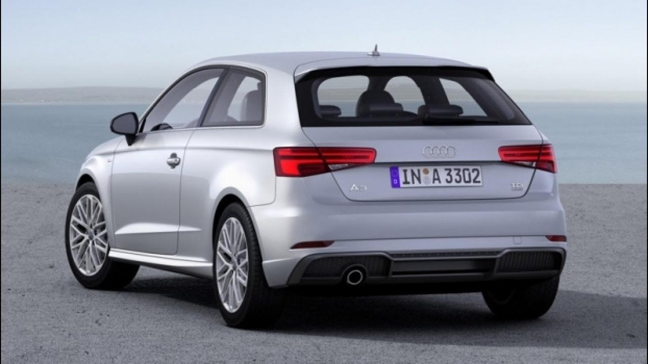 [Copertina] - Audi A3, arriva il 2.0 TDI da 184 CV