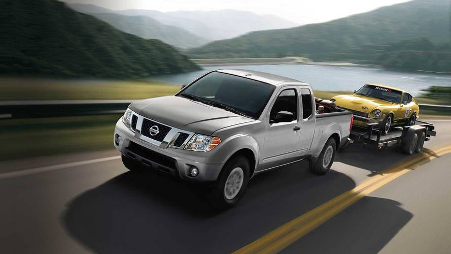 Confirmed: Next-Gen Nissan Frontier 'Well Underway'